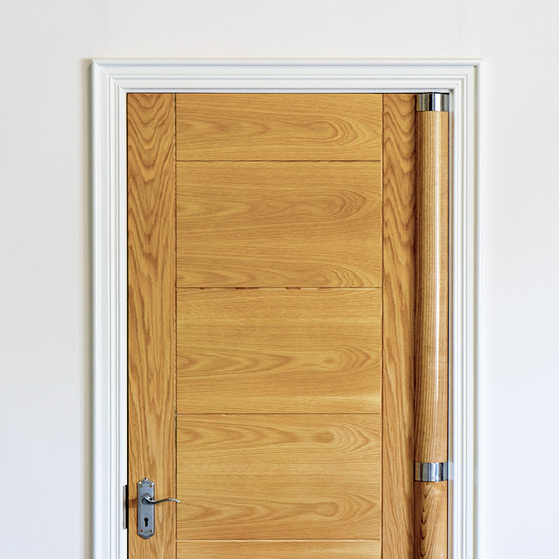 Beautiful Oak Door